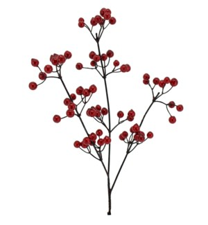 """14"""" WP CLUSTER BERRY PICK (12P"""