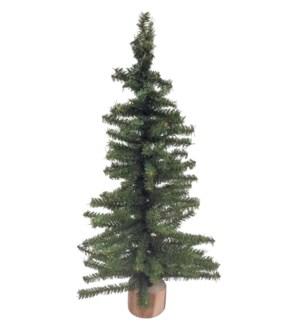 """12"""" MINI CANADIAN TREE 60 TIPS"""