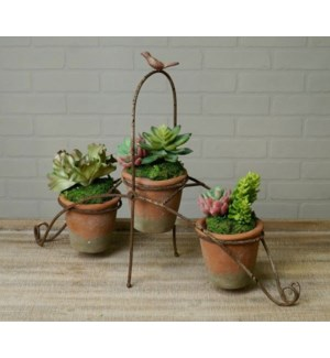 Arch Table Planter