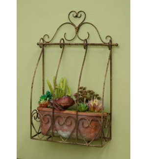 Iron Window Planter