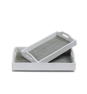 Trays, , Grey
