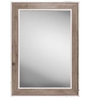 Driftwood Mirror, 24x36