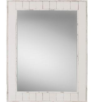 Shiplap Mirror, 36x48