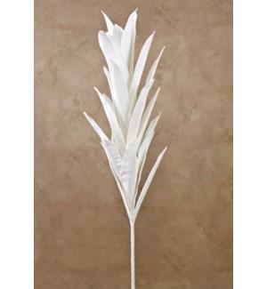 EVA Long White Leaves