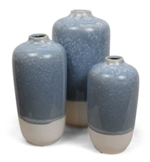 Naples Collection, Blue (set of 3)