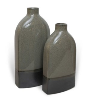 Largo Collection, Grey (set of 2)