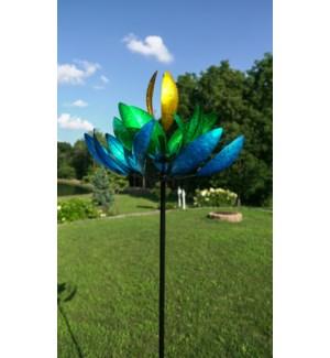 Blue Lotus Spinner