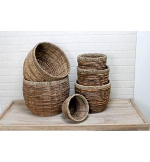 Plantation Basket Set