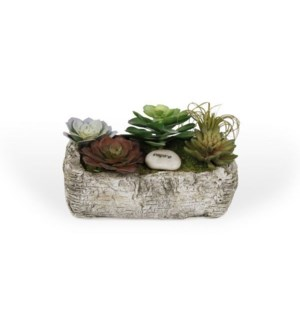 Rectangle Cement Planter