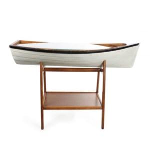 Beach Boat Side Table