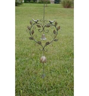 Love Bird Hanging Bell
