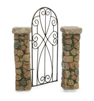 Pillared Gateway