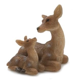 Sitting Deer