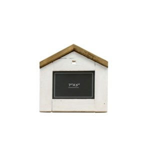 Large Beach House Picture Frame