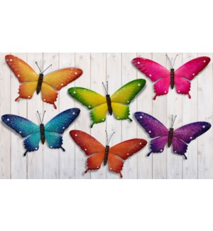 Large Wall Butterfly