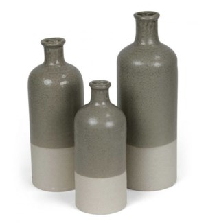 Portico Collection, Taupe (set of 3)