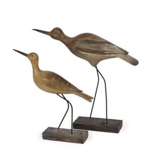 Shorebirds Set of 2