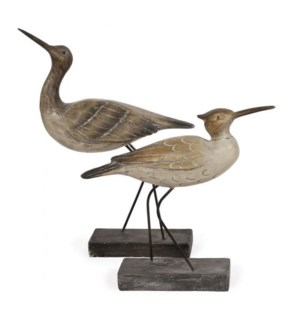 Sandpipers Set of 2