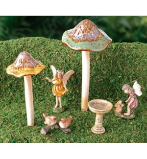 Fairy Mushroom Collection (boxed set)