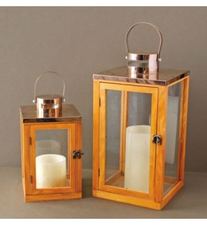 Solana Lanterns set of 2