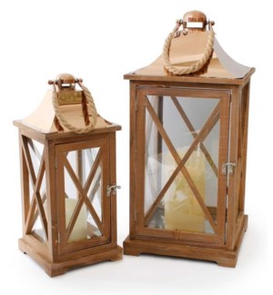 Longwood Lanterns set of 2