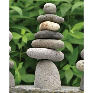 7-Stone Cairn 11h inch. Pg.54 - On Sale 50 percent off original price 18.9
