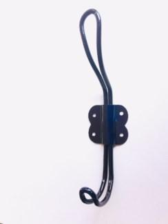 Arran Iron Wire Hook 5.5 in, Blue