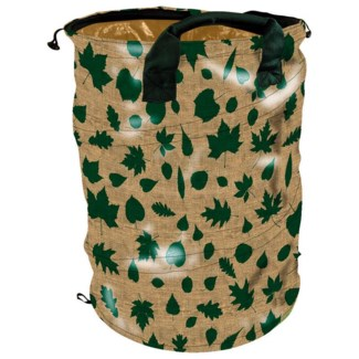Pop up bag. PP, polyester, wire. 38,5x38,5x50,0cm. oq/12,mc/12 Pg.77
