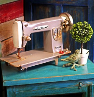 Sewing Machine, Assorted Colours