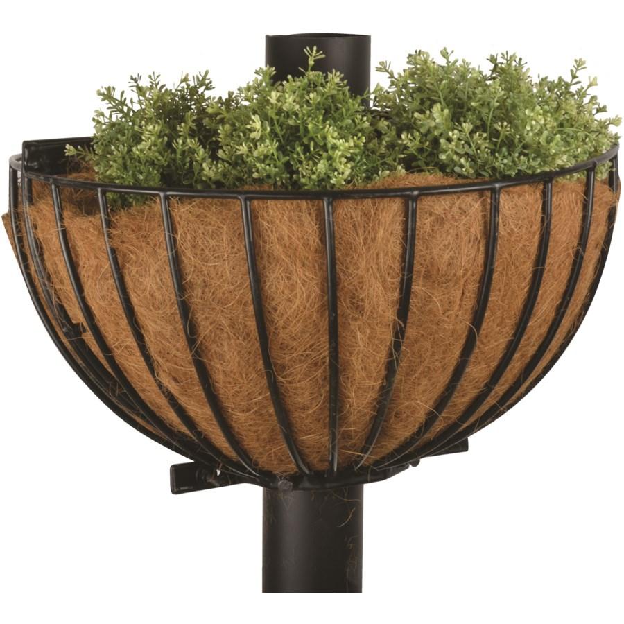Pole basket 2 pieces - (24.8x26.2x15 inches) - esscherts garden ...