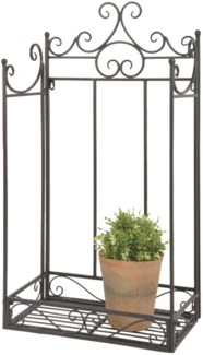 Wall frame folding - (17.3x9.3x30.9 inches)