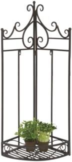 Corner wall frame - (9.2x9.3x31.1 inches)