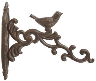 Hanging basket hook bird giftbox -  (1.9x8.5x7.5 inches)
