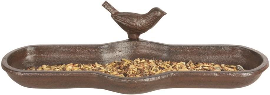 Bird bath bird in giftbox - (11.6x5.1x2.7 inches)