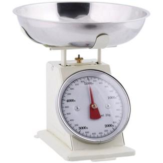 Vintage scale - 8.35x8.43x21