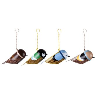 Birdfeeder bird assortment -  8.86x3.31x12.4