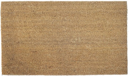 Classic Natural Mat, 17.7x29.5 inches, 1.5 cm thick