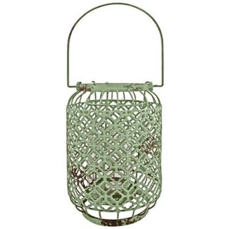 IH Lantern M. Metal, glass. 20,4x19,5x29,0cm. oq/6,mc/6 Pg.107