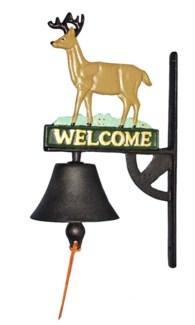 Deer Door Bell, Coloured