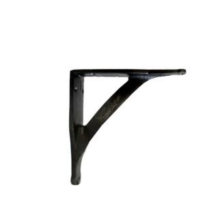 Industrial Design Bracket, Black, 5x5.5 inches