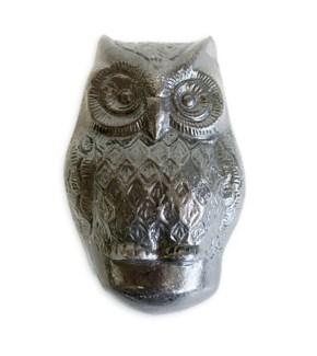 Owl Door Knocker Antique Metal 4 x 2 x 2 inches