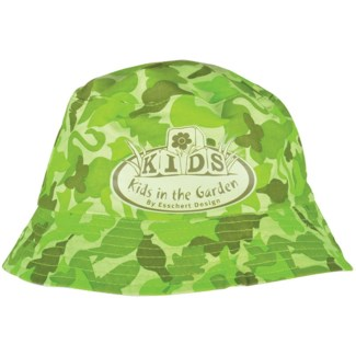 Children hat camouflage print. Cotton, polyester. 24,0x24,0x12,0cm. oq/12,mc/96 Pg.100