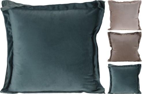 ASH504510-Treasure Velvet Cushion, 3/Asst,  Polyester, 18 in