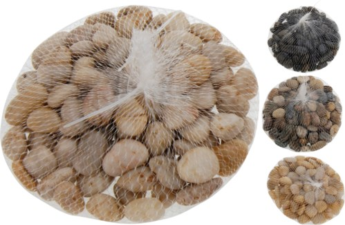 HZ1905800-Decoration Stones, 3/asst, S, Polished 5.7x5.5x2.4 in, 950Gram,