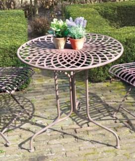 Table metal. Metal. 70,0x70,0x70,0cm. oq/1,mc/1 Pg.109