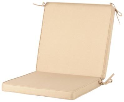 Cushion for MF014. 600D Polyester, PU foam. 49,5x5,7x92,0cm. oq/1,mc/10 Pg.108