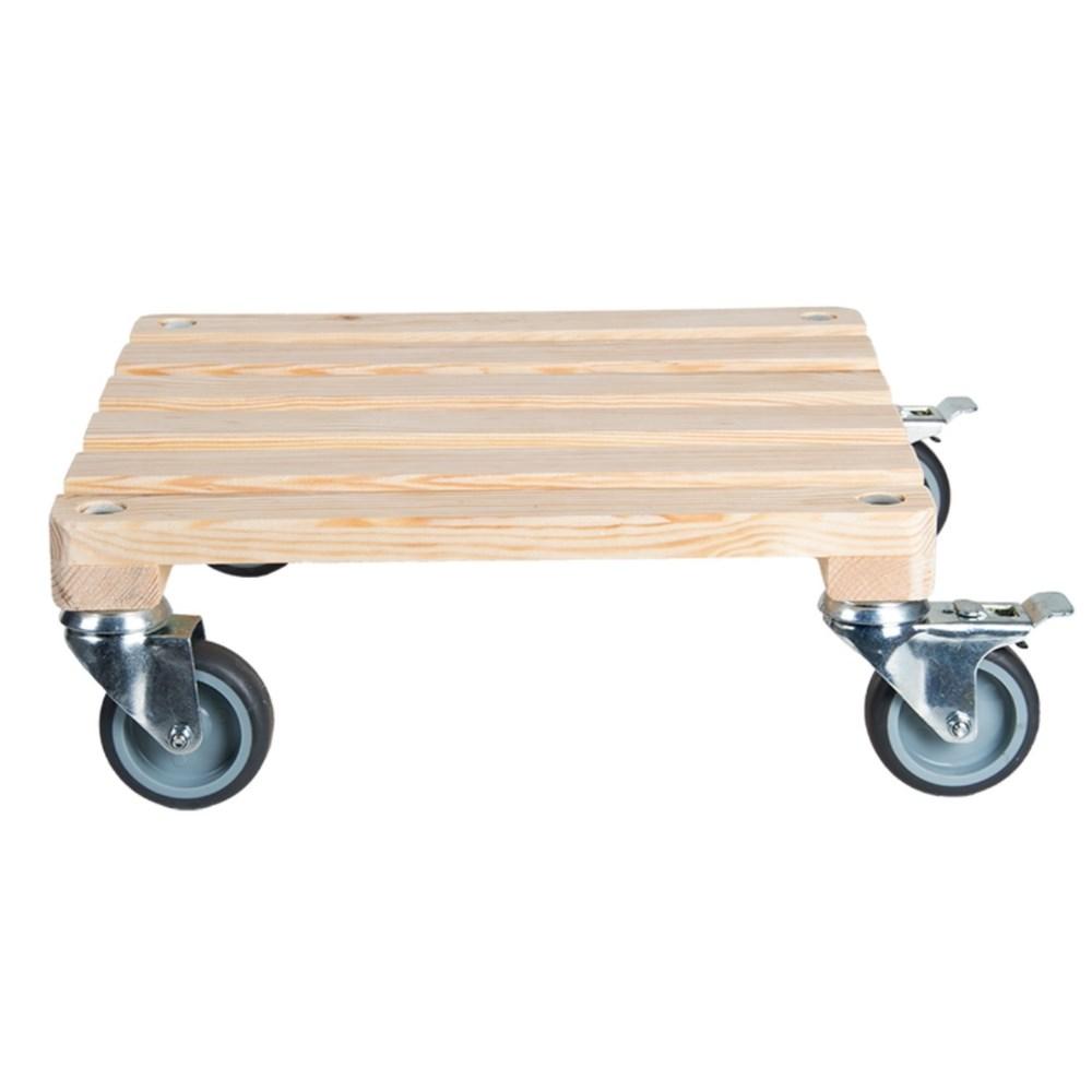 Plant trolley heavy duty square