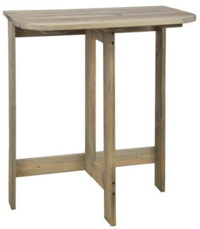 Wall table foldable - (22.8x13.5x29.1 inches)