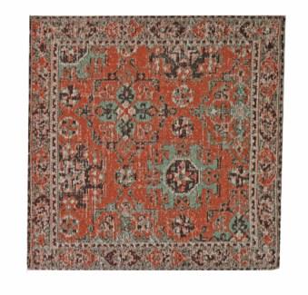 Sample Queensland Rust Carpet, 18x18