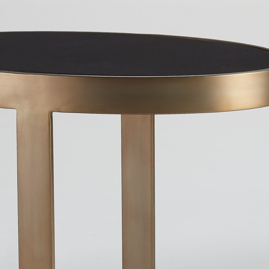 Ellipse Accent Table Ant Gd